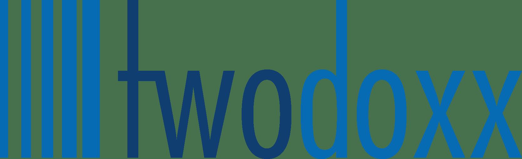Presse - Logo twodoxx ohne Slogan
